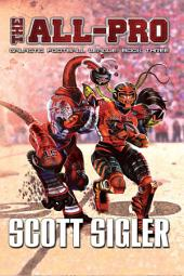 THE ALL-PRO (Galactic Football League, Book Three)