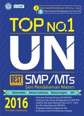 TOP No 1 UN SMP/MTS 2016 Seri Pendalaman Materi (Gratis Buku Top Pocket Master Book IPA SMP/MTs Kelas VII, VIII, & IX): Teruji dan Terbukti Membantu Siswa Meraih UN Tertinggi
