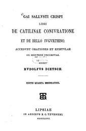 Libri de Catilinae coniuratione et de bello Jugurthino