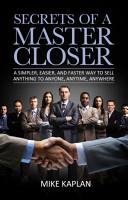 Secrets of a Master Closer PDF