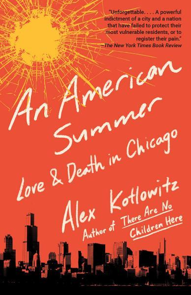 Download An American Summer Book