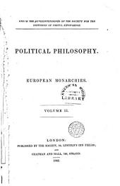 Political Philosophy: Volume 2