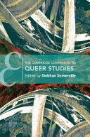 The Cambridge Companion to Queer Studies PDF