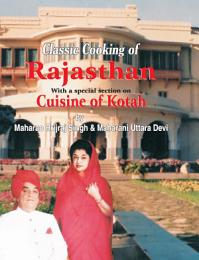 Classic Cooking Of Rajasthan, 1/e