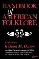 Handbook of American Folklore PDF