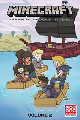 Minecraft Volume 2  Graphic Novel