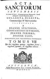 Acta Sanctorum Septembris