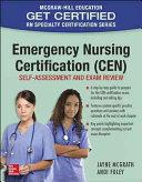 Emergency Nursing Certification  CEN   Self Assessment and Exam Review PDF