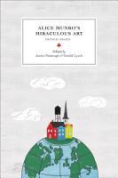 Alice Munro   s Miraculous Art PDF