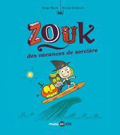 Les aventures de Zouk la petite sorcière, No04: Des vacances de sorcière