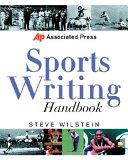 Download Associated Press Sports Writing Handbook Book