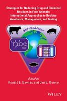 Strategies for Reducing Drug and Chemical Residues in Food Animals PDF