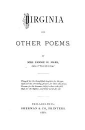 Virginia: And Other Poems