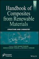 Handbook of Composites from Renewable Materials  Structure and Chemistry PDF