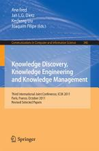 Knowledge Discovery  Knowledge Engineering and Knowledge Management PDF
