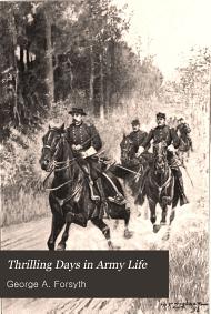 Thrilling Days in Army Life PDF