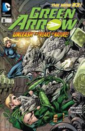 Green Arrow (2011-) #8