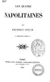 Les Quatre Napolitaines Par Frederic Soulie