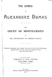 The Works of Alexandre Dumas: The Count of Monte-Cristo