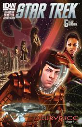 Star Trek #45: Five-Year Mission