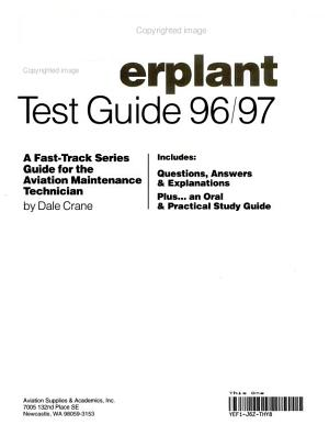 Powerplant test guide, 96/97
