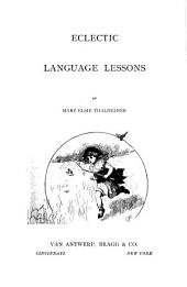 Eclectic Language Lessons
