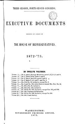 House Documents  Otherwise Publ  as Executive Documents