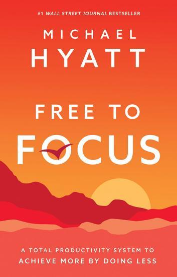 Free to Focus PDF