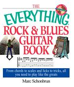 The Everything Rock & Blues Guitar Book