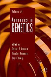 Advances in Genetics: Volume 76