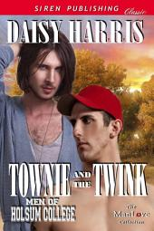 Townie and the Twink [Men of Holsum College 3]