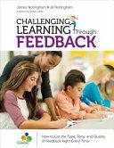 Challenging Learning Through Feedback: Australia/UK Edition