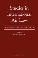 Studies in International Air Law
