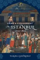 Crime and Punishment in Istanbul PDF