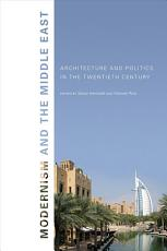Modernism and the Middle East PDF