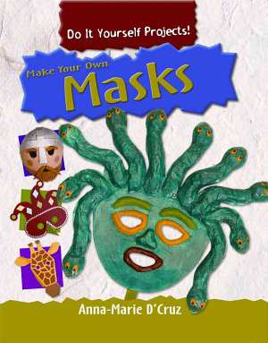 Make Your Own Masks PDF