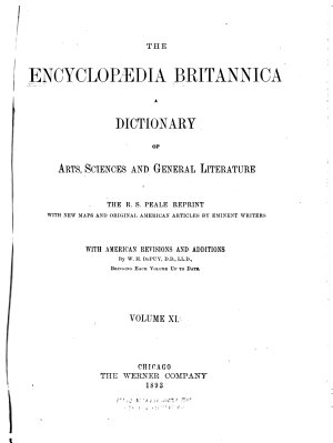 The Encyclop  dia Britannica PDF