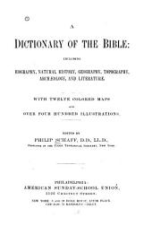 Dictionary of the Bible ...