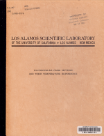 Plutonium 240 Cross Sections and Their Temperature Dependence PDF