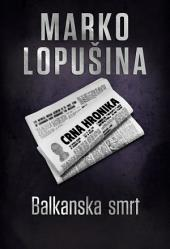 Balkanska smrt