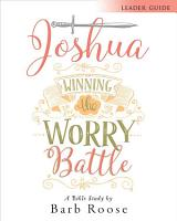 Joshua   Women s Bible Study Leader Guide PDF