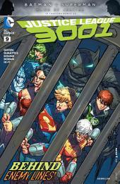 Justice League 3001 (2015-) #9