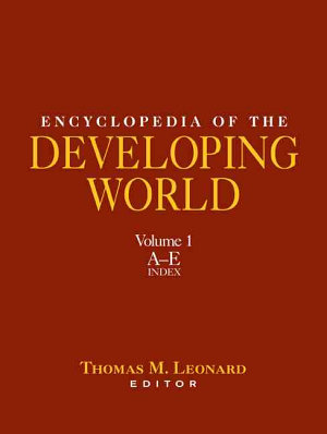 Encyclopedia of the Developing World PDF