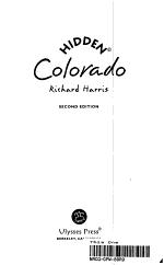 Hidden Colorado