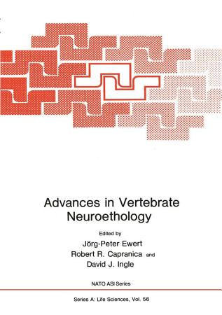 Advances in Vertebrate Neuroethology PDF
