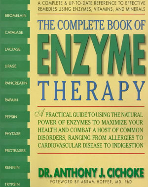 The Complete Book of Enzyme Therapy PDF