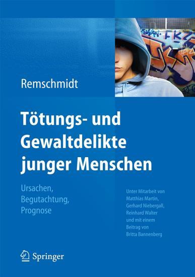 T  tungs  und Gewaltdelikte junger Menschen PDF