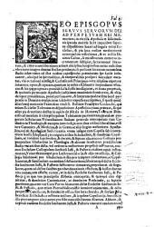 """Breve pro universitate in Alcala de Hernares: de dato 1519 : Incipit: """"Ad perpetuam rei memoriam in excelsa Apostolicae solicitudinis specula meritis licet"""""""