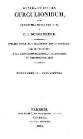 Synonymia Insectorum oder Versuch einer Synonymie aller bisher bekannten Insecten, nach Fabricii Systema Eleutheratorum geordnet etc: Volume 6