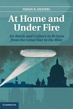 At Home and under Fire PDF